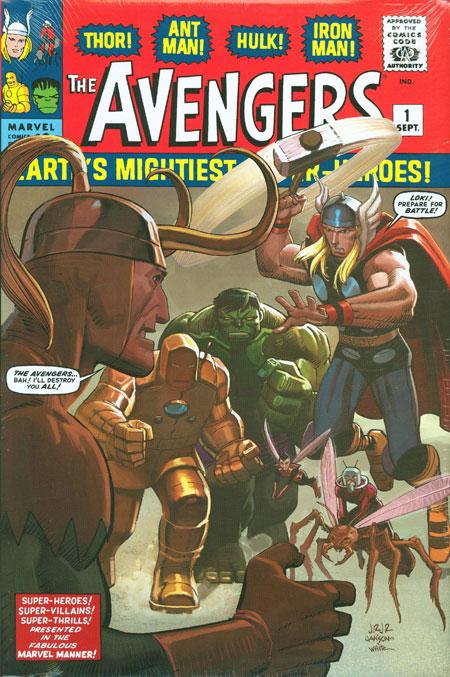 The Avengers Omnibus Volume 1