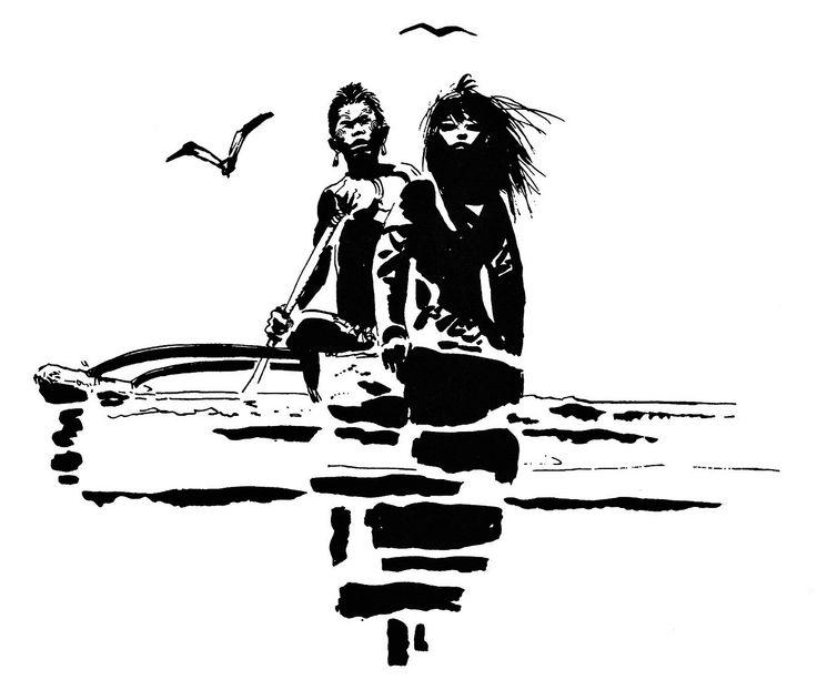 Corto Maltese Ballad of the Salt Sea review