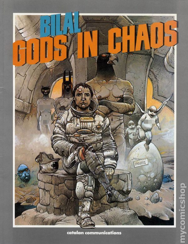 Gods in Chaos