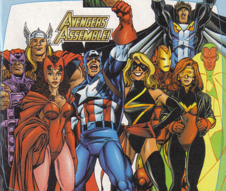 Avengers The Morgan Conquest review