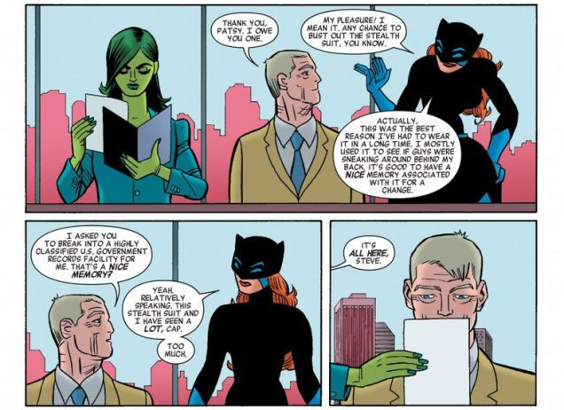 She-Hulk Disorderly Conduct review