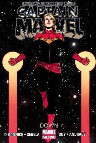Captain Marvel: Down