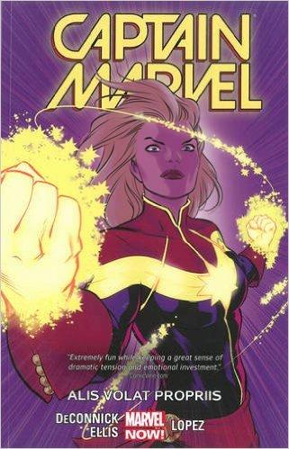 Captain Marvel: Alis Volat Propriis