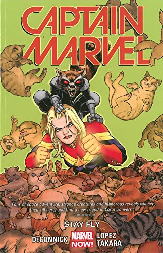 Captain Marvel: Stay Fly
