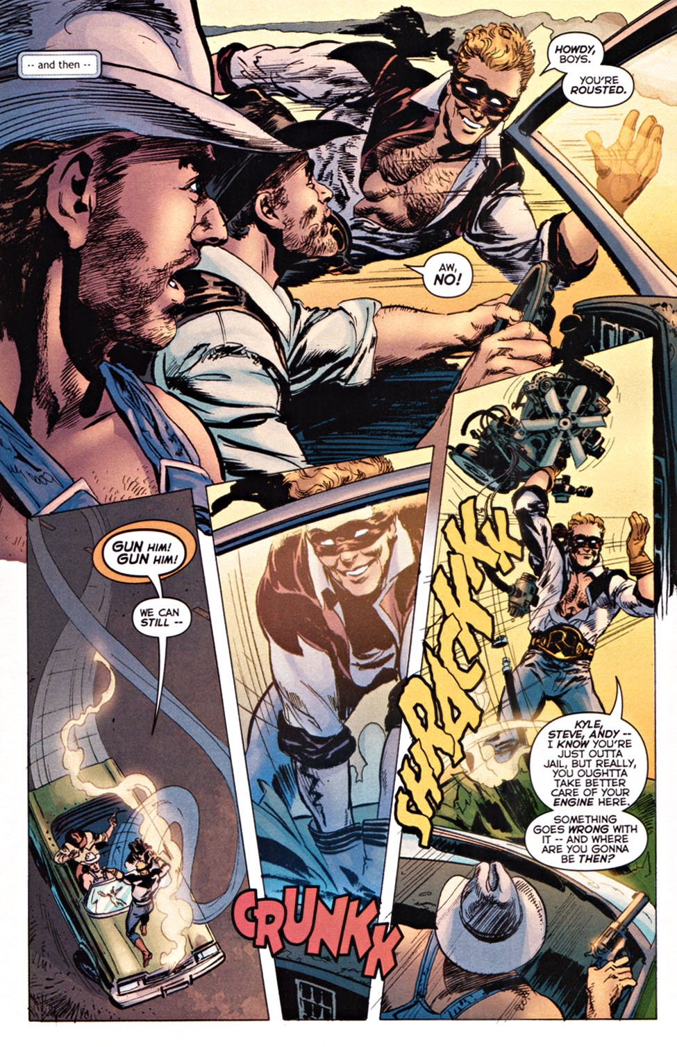Astro City Local Heroes review