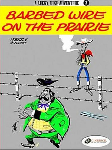 Lucky Luke: Barbed Wire on the Prairie