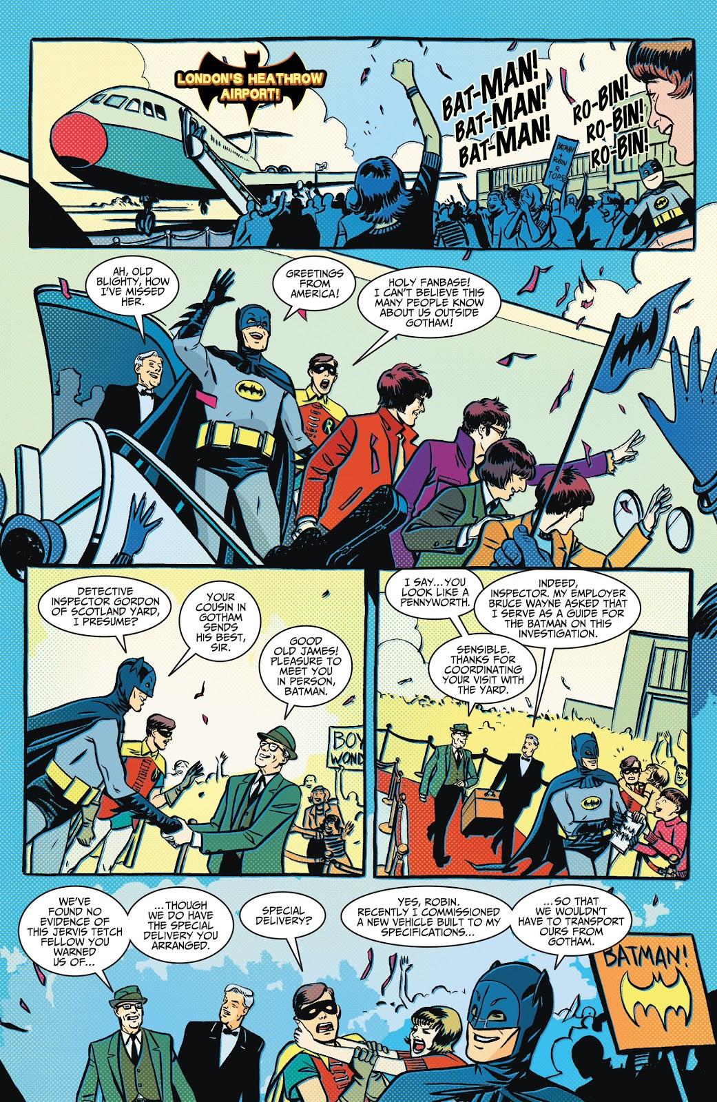 Batman '66 graphic novel review