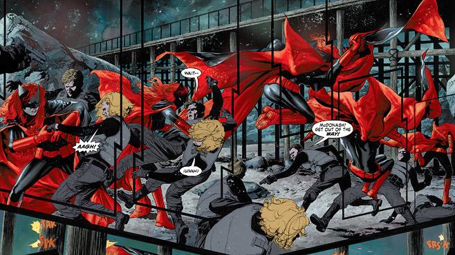 Batwoman Hydrology review