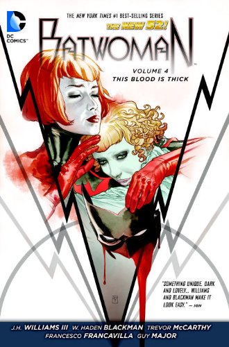 Batwoman: This Blood is Thick
