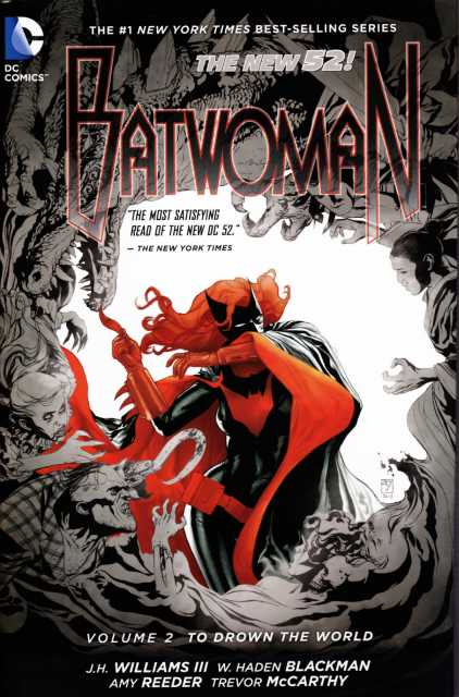 Batwoman: To Drown the World
