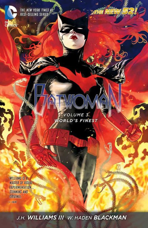 Batwoman: World's Finest
