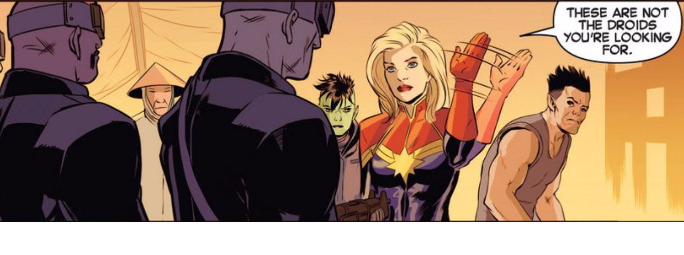 captain marvel higher further faster more review