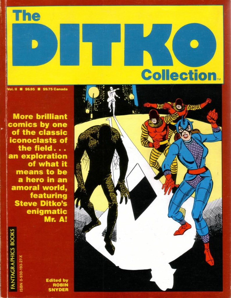 The Ditko Collection Vol 2: 1973-1976