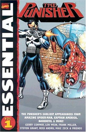 Essential Punisher Volume 1