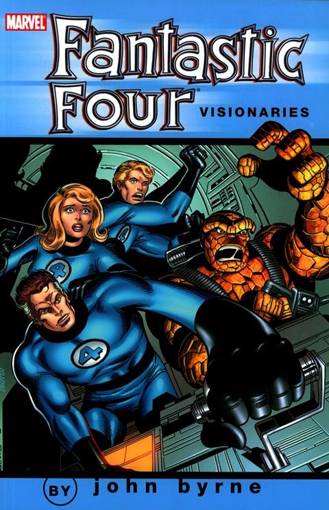 Fantastic Four Visionaries by John Byrne Volume 0