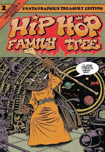 Hip Hop Family Tree Volume 2: 1981-1983