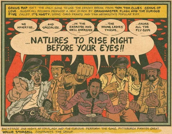 Hip Hop Family Tree review