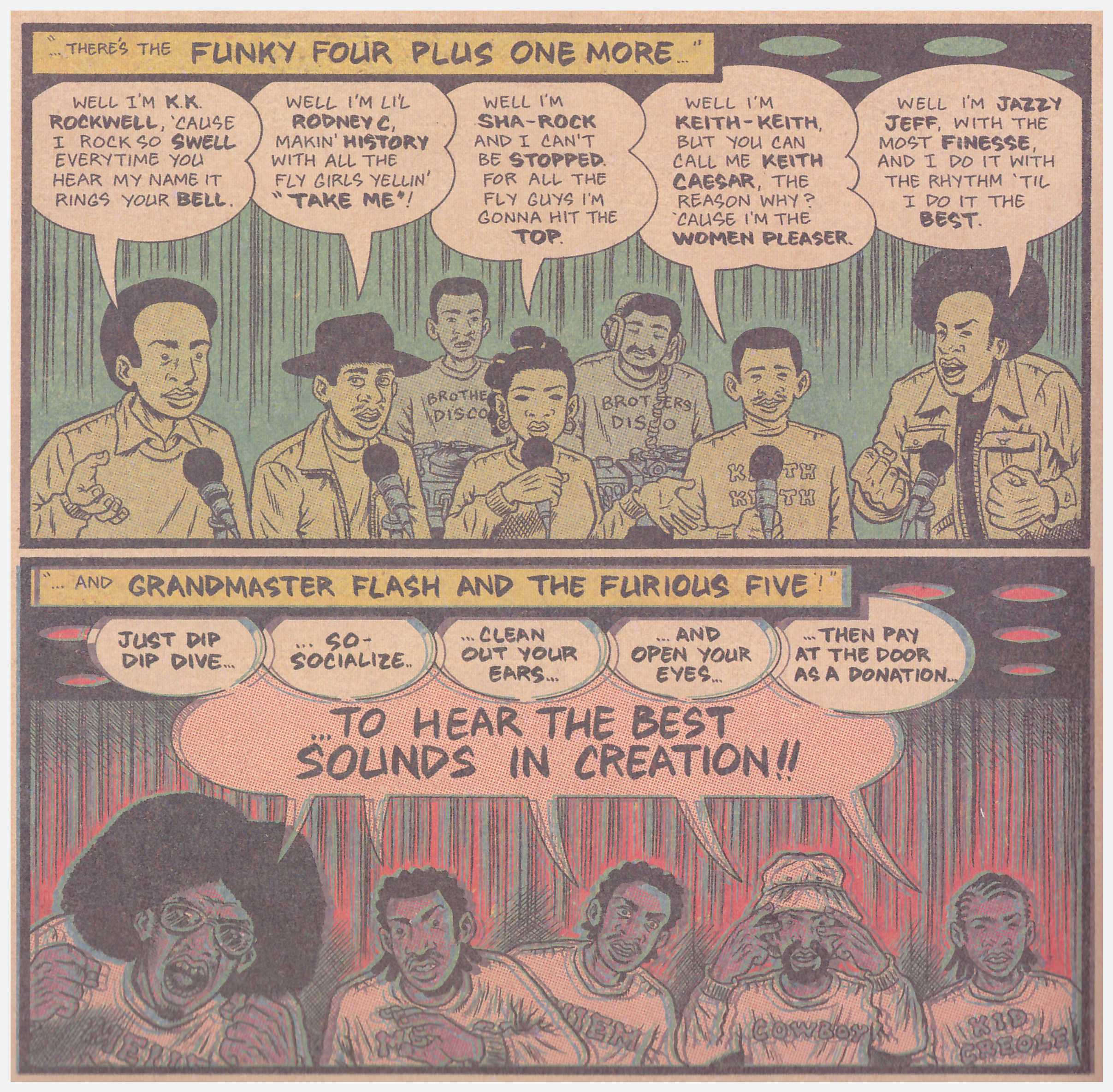 Hip Hop Family Tree review