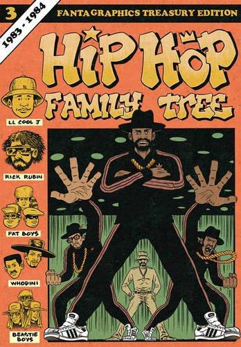 Hip Hop Family Tree Volume 3: 1983-1984