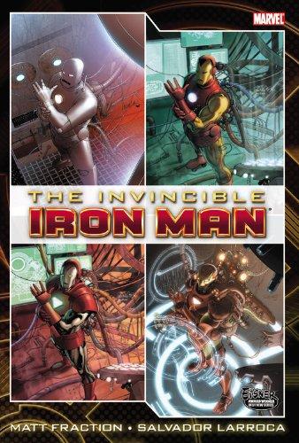 Invincible Iron Man Omnibus Volume 1