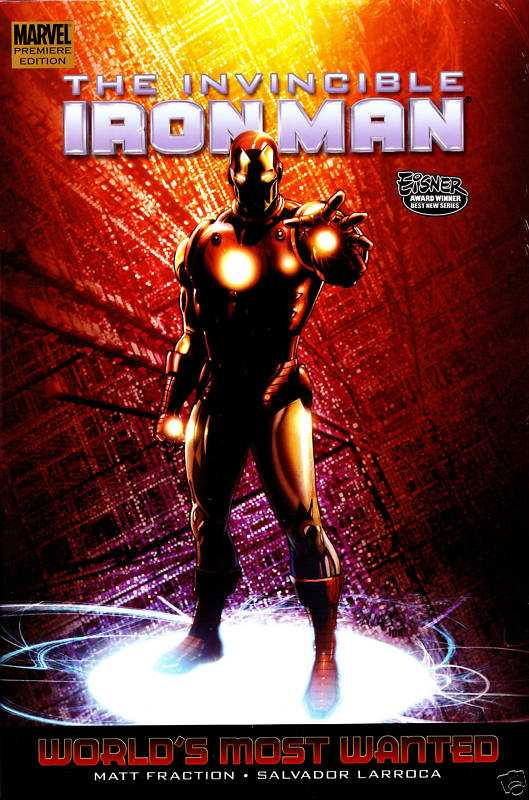 Iron Man: World's Most Wanted Volume 2