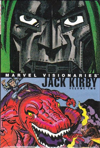 Marvel Visionaries: Jack Kirby Volume Two