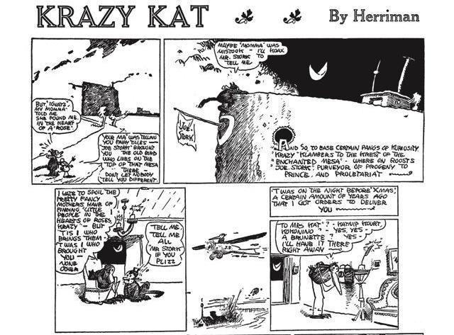 Krazy & Ignatz 1927-1928 review