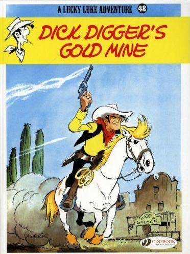 Lucky Luke: Dick Digger's Gold Mine
