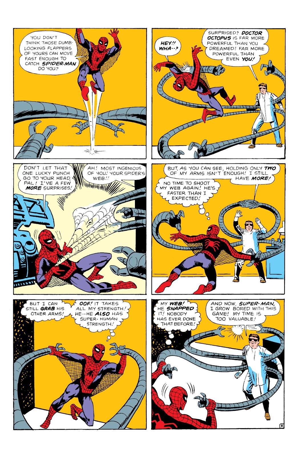 Marvel Masterworks Amazing Spider-Man vol 1 review