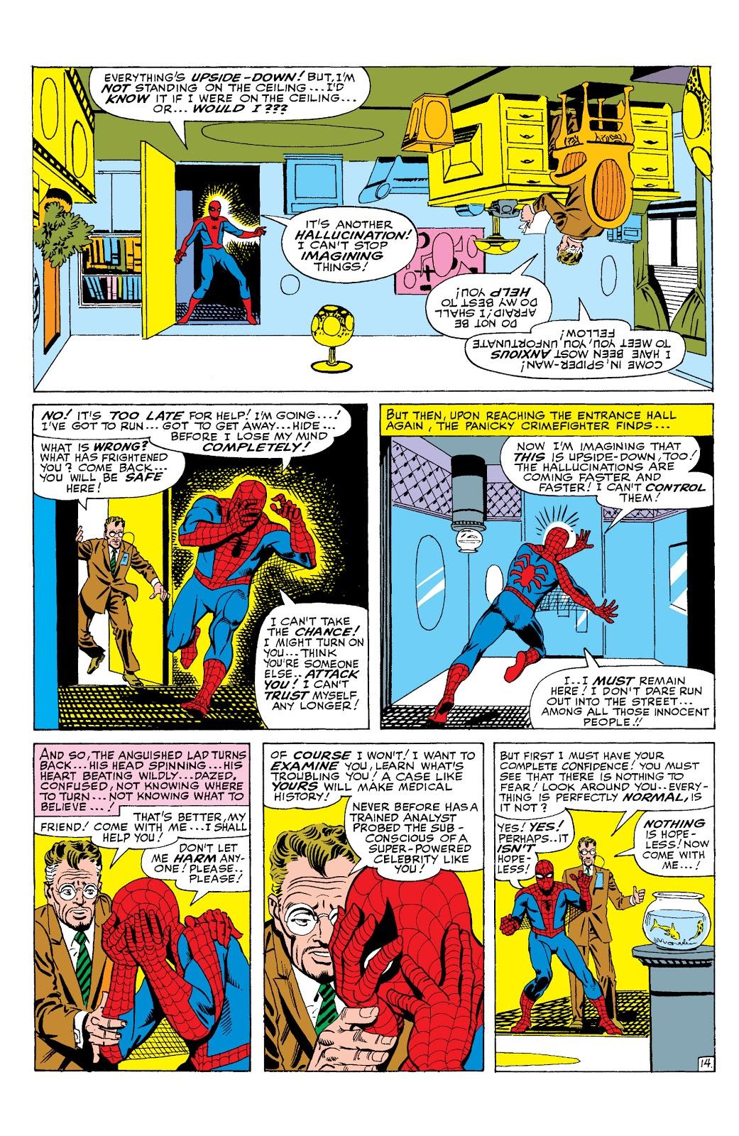 Marvel Masterworks Amazing Spider-Man vol 3 review