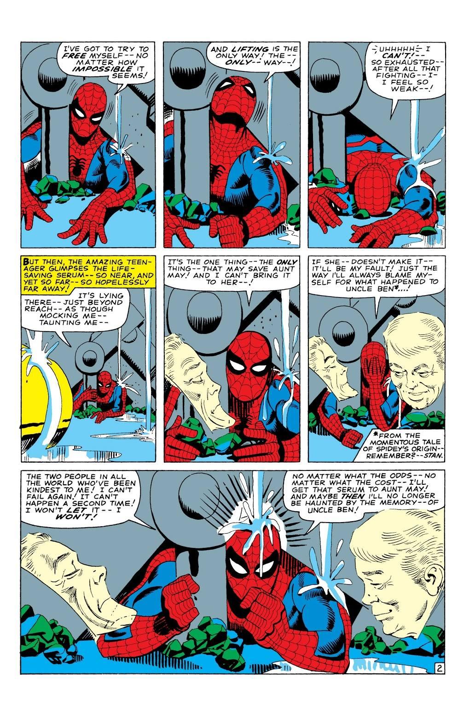 Marvel Masterworks Amazing Spider-Man vol 4 review