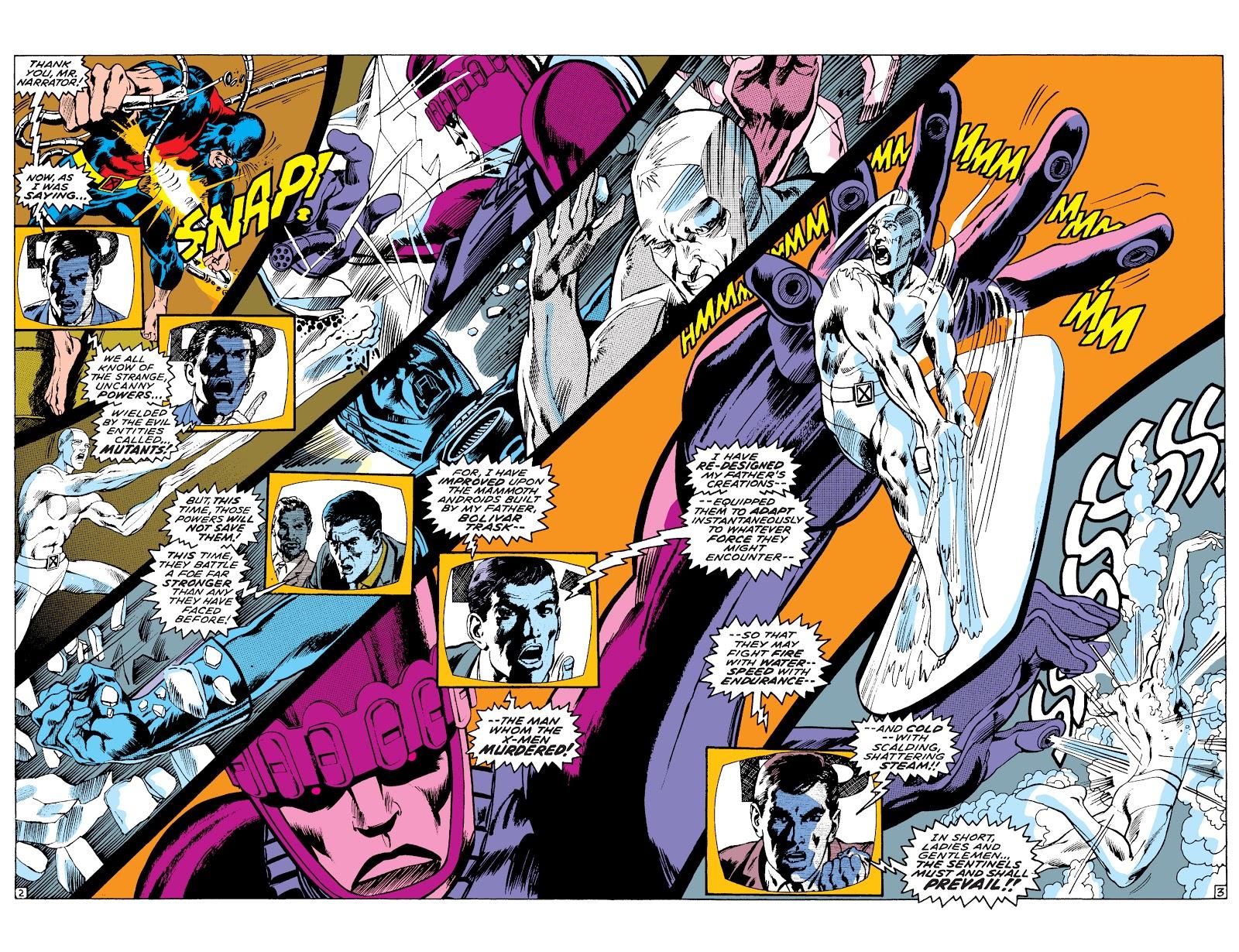Marvel Masterworks X-Men Vol 6 review