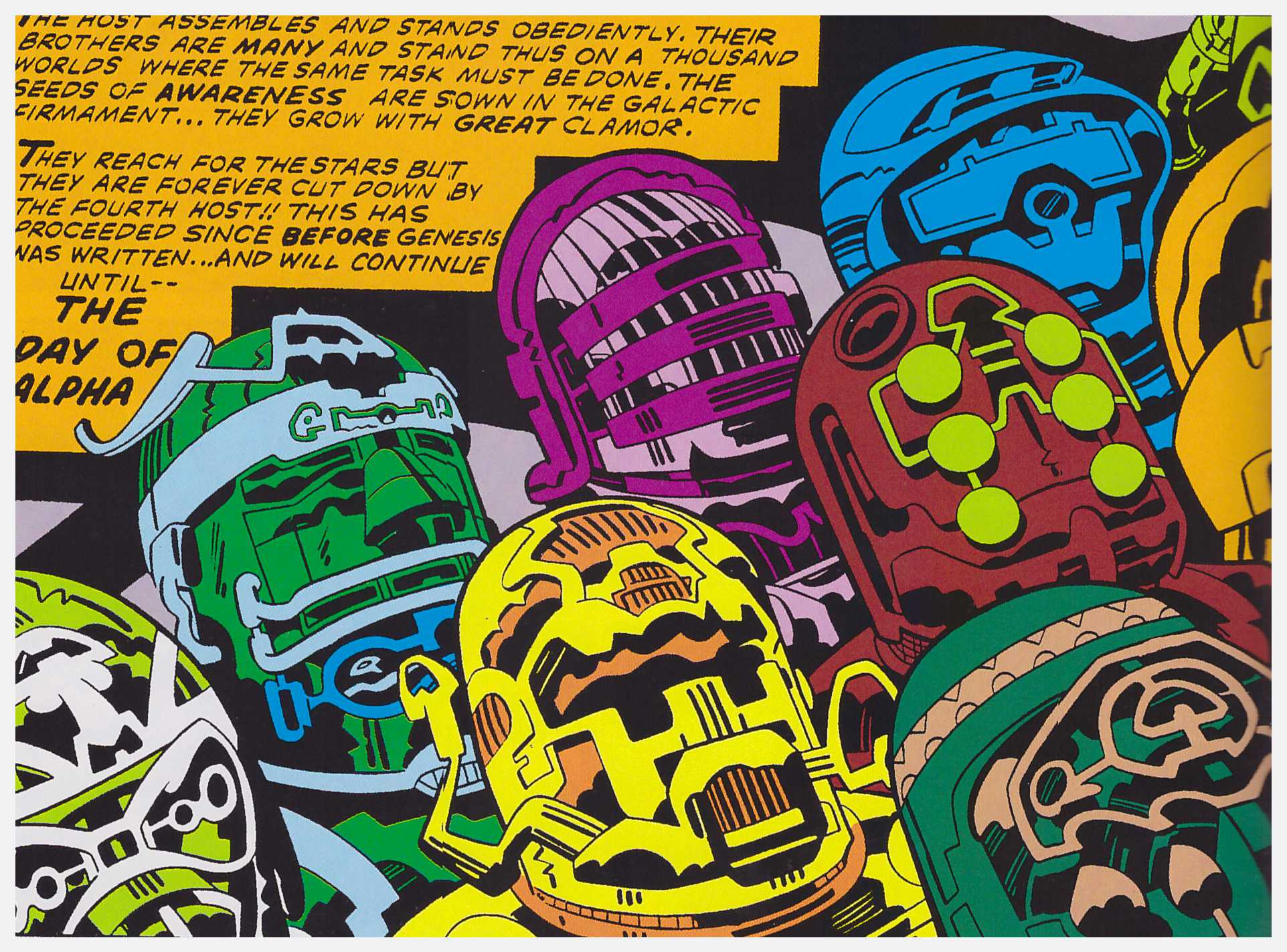 Marvel Visionaries Jack Kirby review