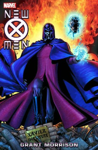 New X-Men by Grant Morrison Ultimate Collection Book Three