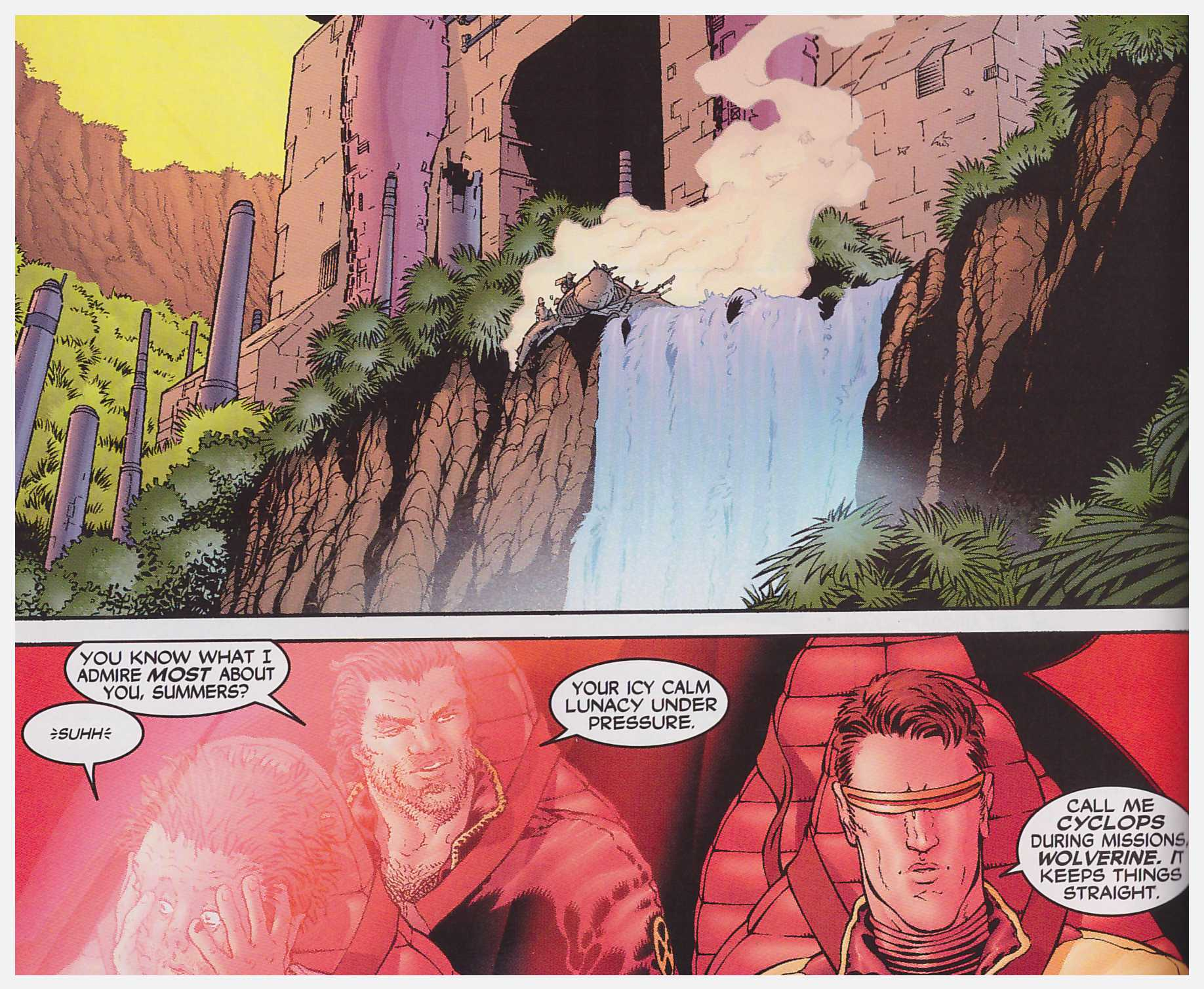 New X-Men E is for Extinction review