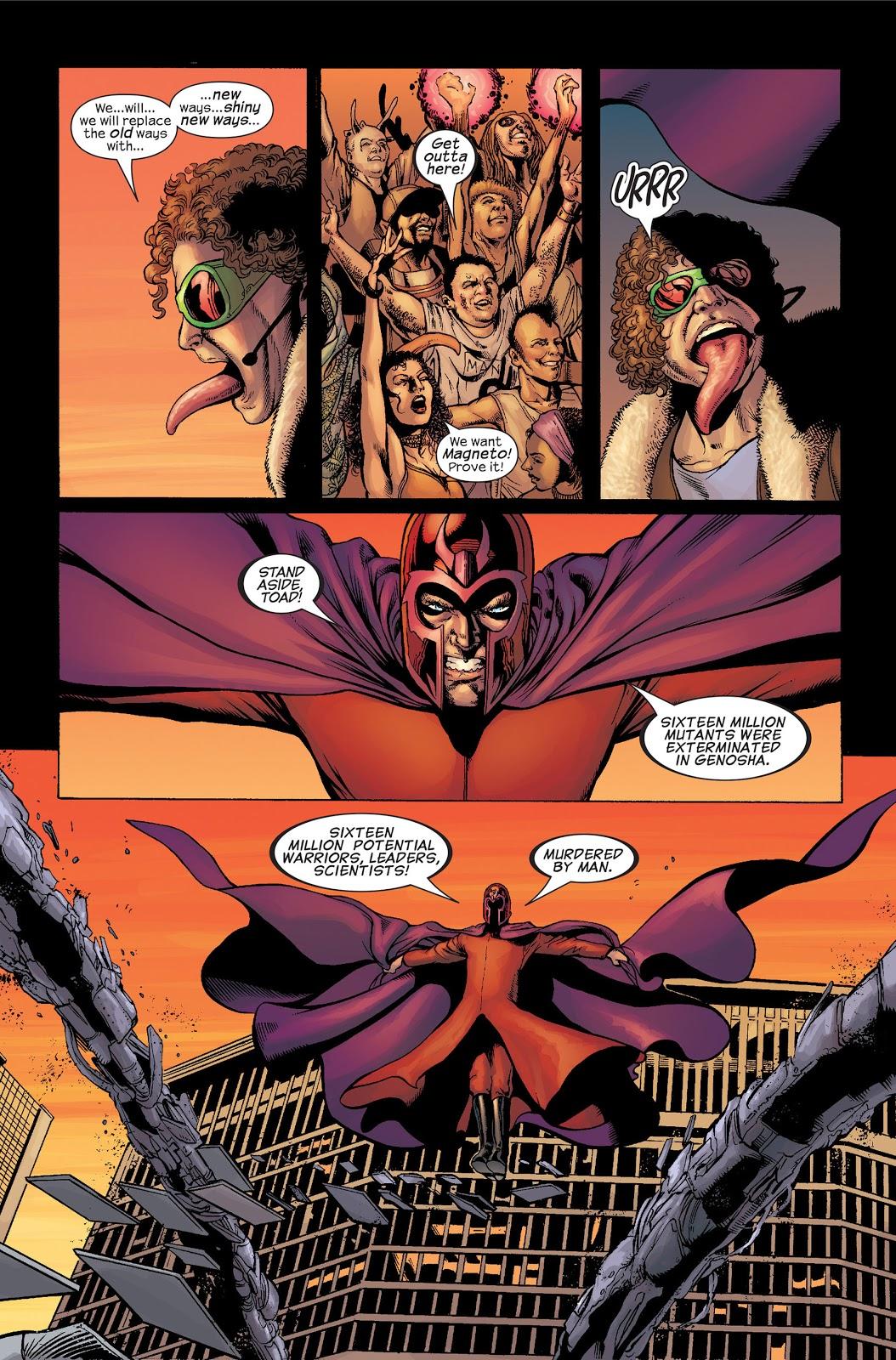 New X-Men Planet X review
