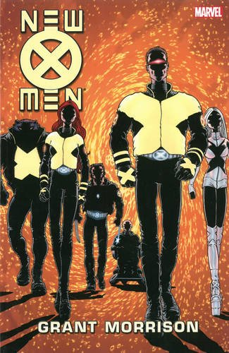 New X-Men by Grant Morrison Ultimate Collection Book One