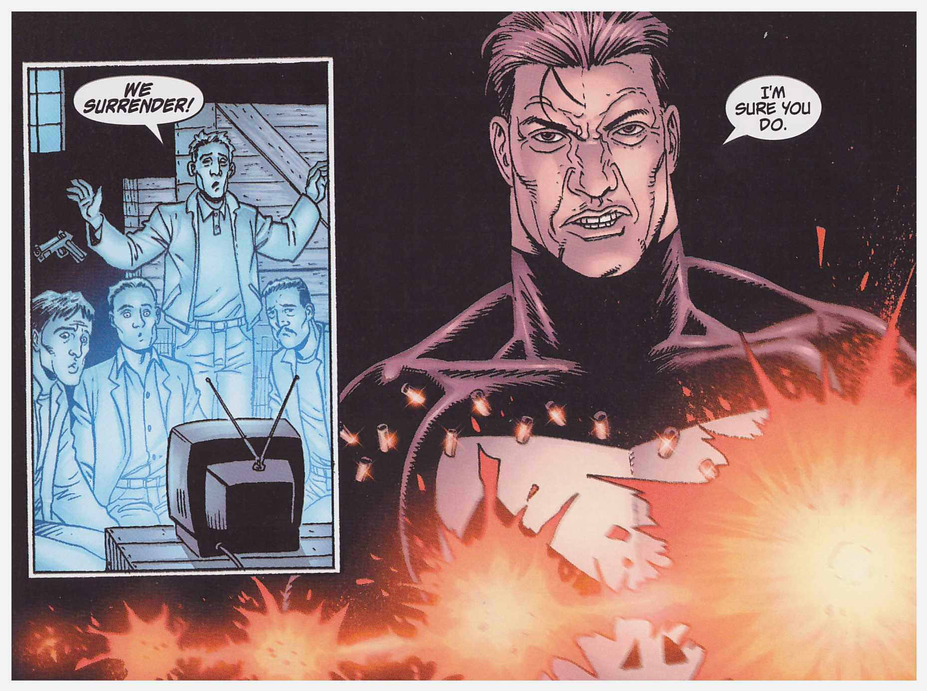 Punisher Army of One review