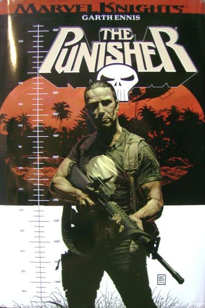The Punisher by Garth Ennis Omnibus