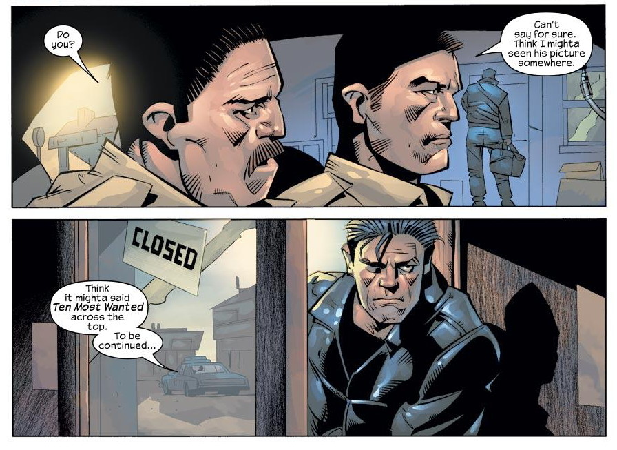 Punisher Streets of Laredo review