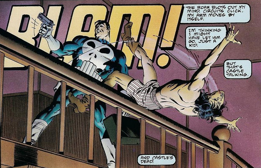Punisher return to Big Nothing review