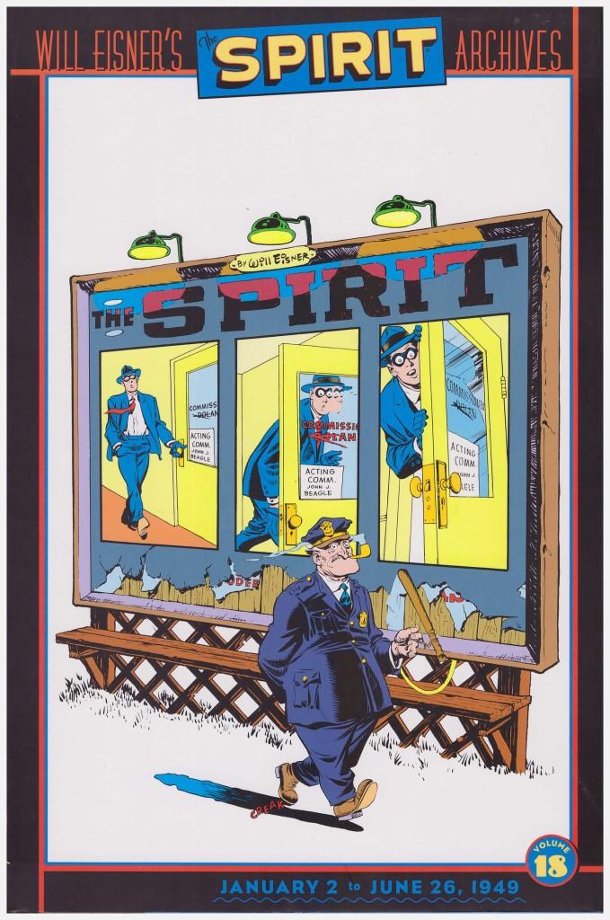 The Spirit Archives Volume 18