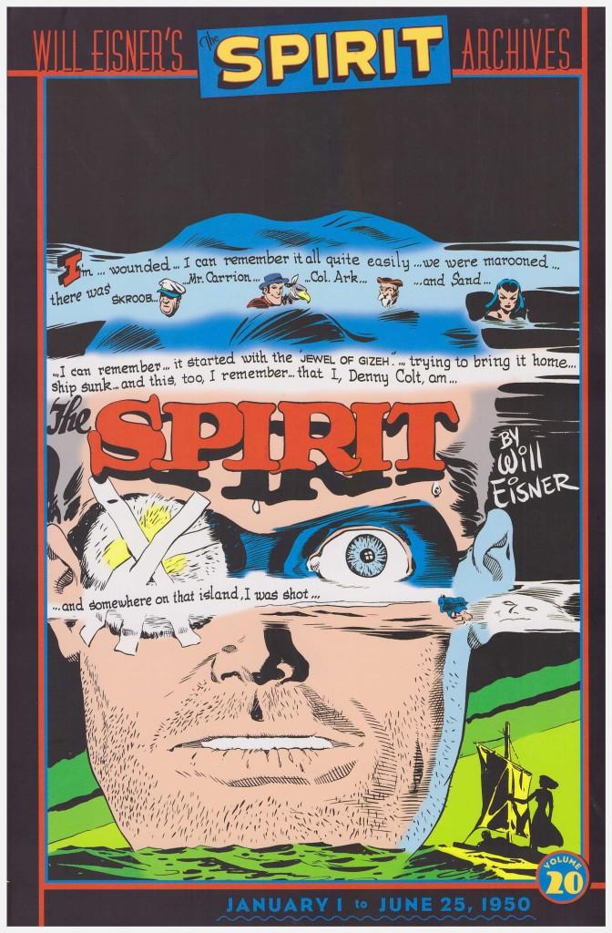 The Spirit Archives Volume 20