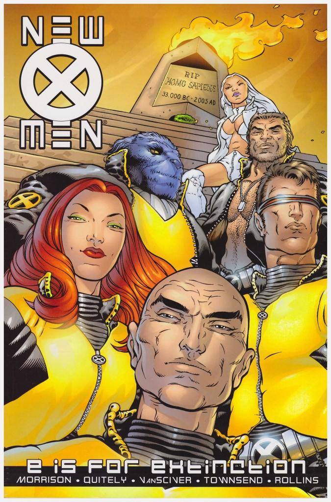 New X-Men: E is for Extinction