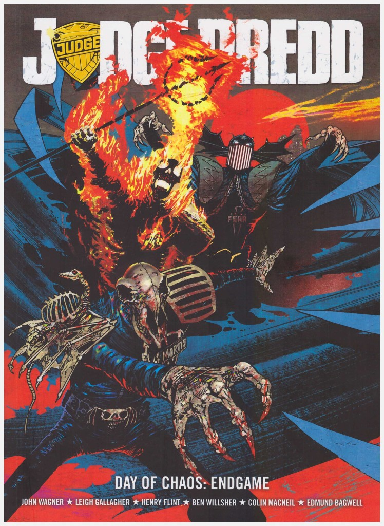 Judge Dredd: Day of Chaos – Endgame