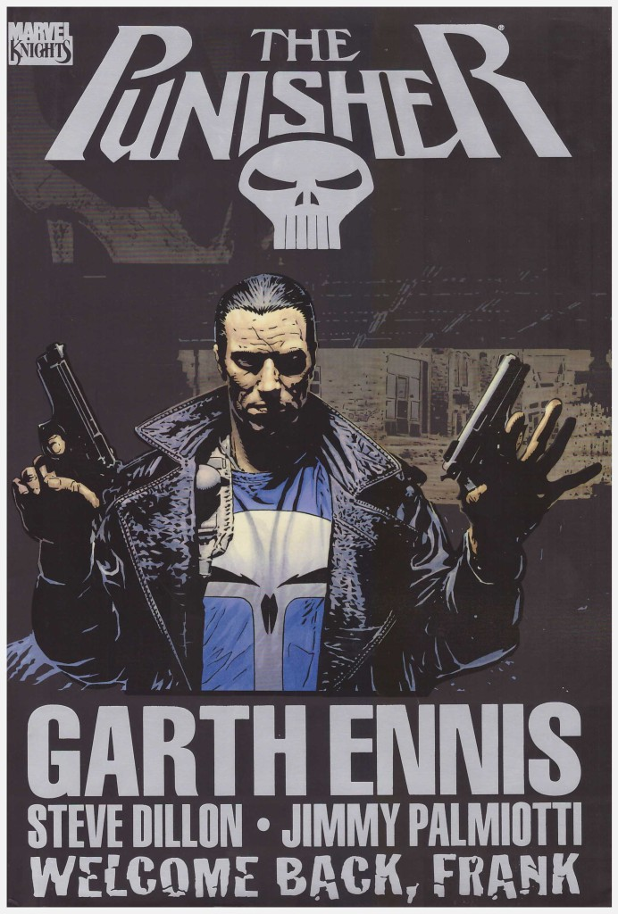 The Punisher: Welcome Back Frank