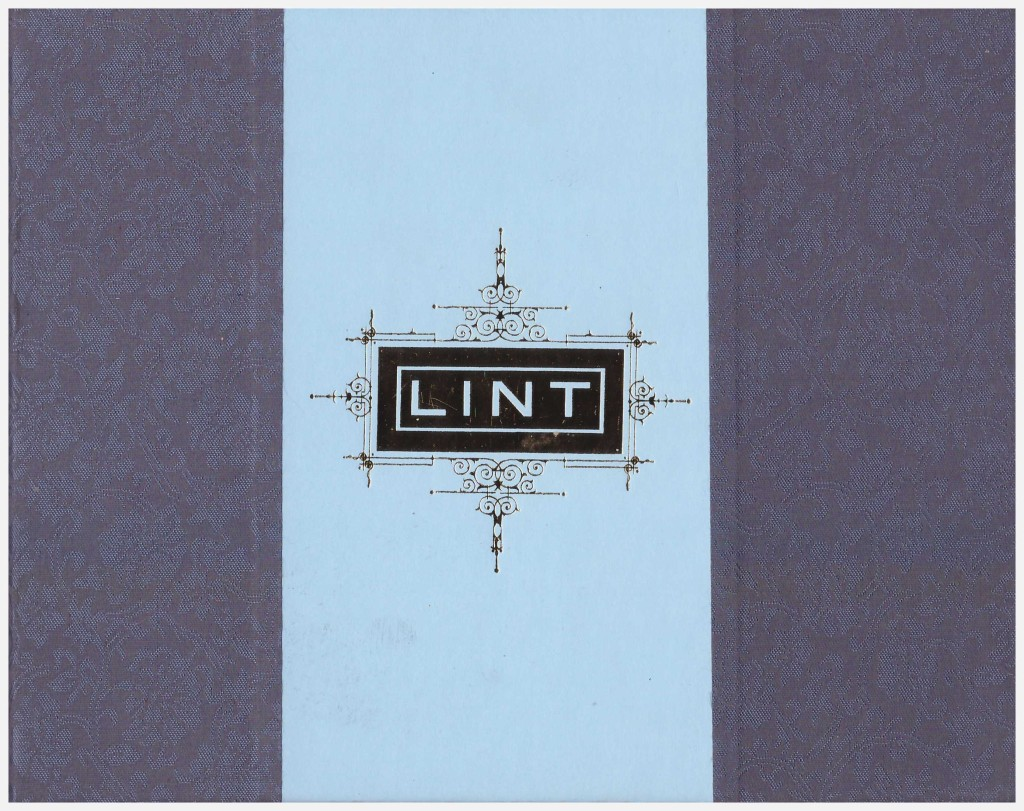 Acme Novelty Library 20: Lint (Rusty Brown part 4)