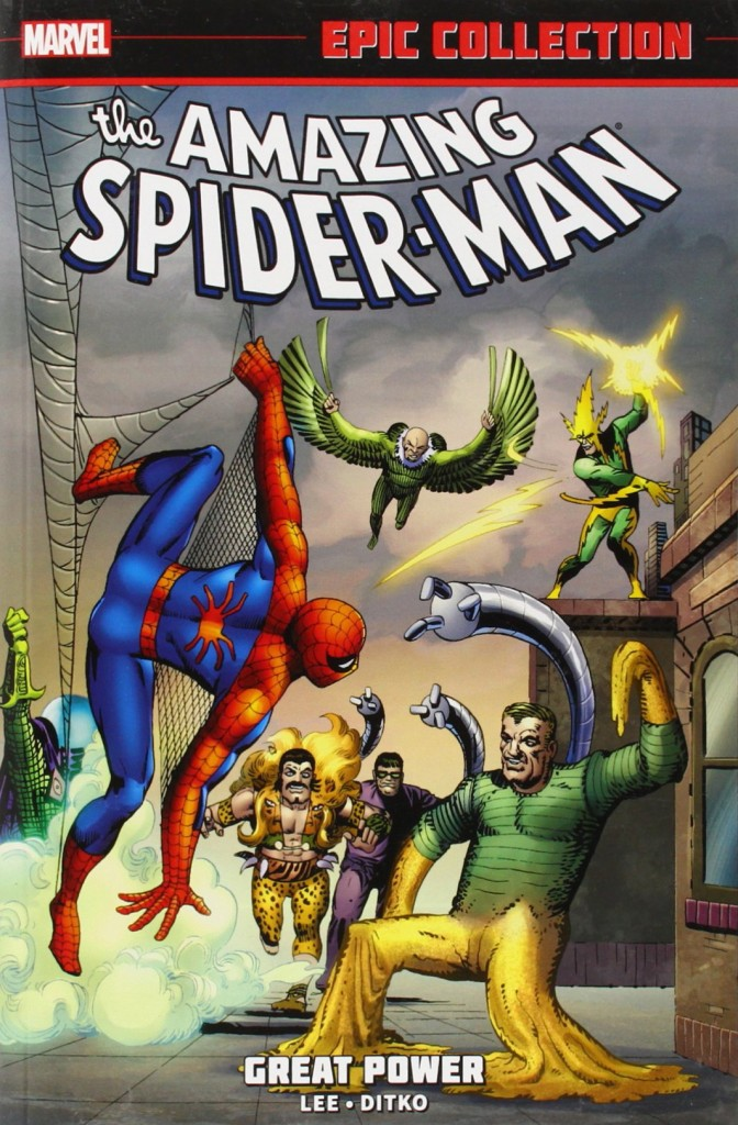 Marvel Epic Collection: Amazing Spider-Man – Great Power