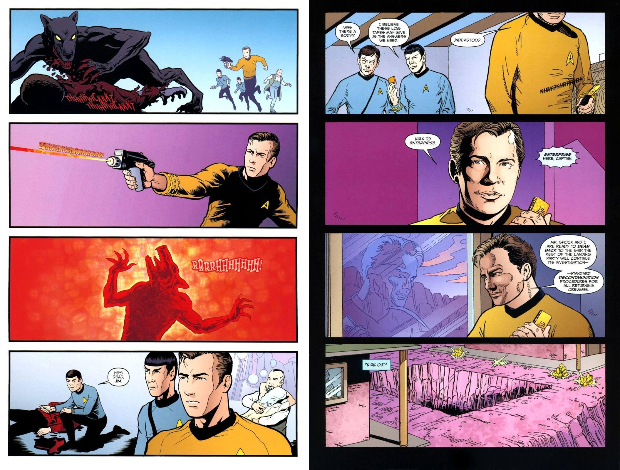 Star Trek Year Four review