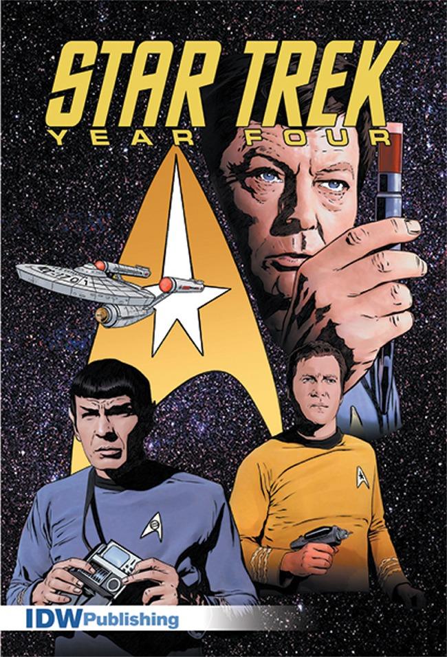 Star Trek Year Four